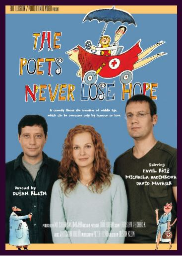 The poets never lose hope afiche película / The poets never lose hope movie poster