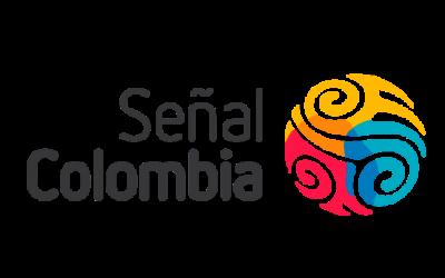 PREMIER SOUVENIR IN SEÑAL COLOMBIA!
