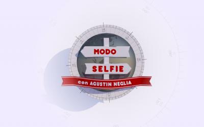 MODO SELFIE EN AMÉRICA TV